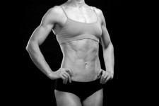 female bodybuilder