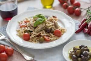 Mamma Mia! Pasta Salad Recipe