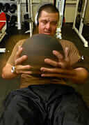 Medicine Ball Moves with Stew Smith