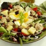 Mediterranean Summer Salad Recipe