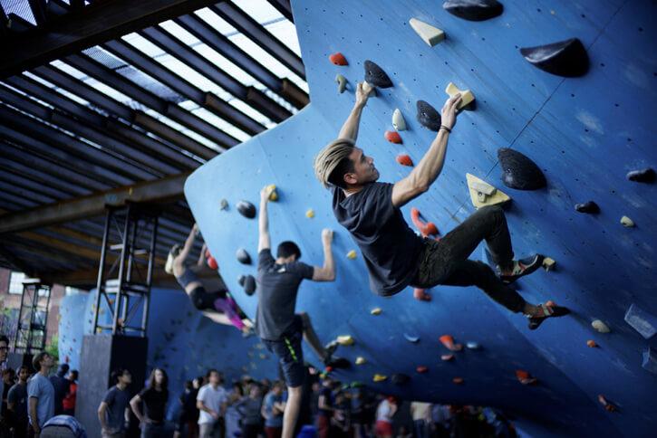 Top 5 Unique Indoor Rock Climbing Facilities