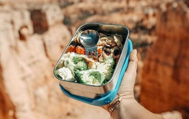 Zero Waste Tips for Fall Hiking