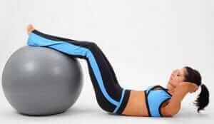 Swiss Ball Moves for a Strong Core and Killer Abs