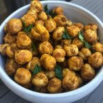 Moroccan Baked Chickpeas Recipe