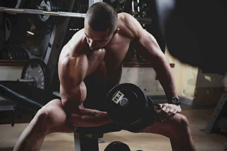 Build Full Body Strength with Dumbbells