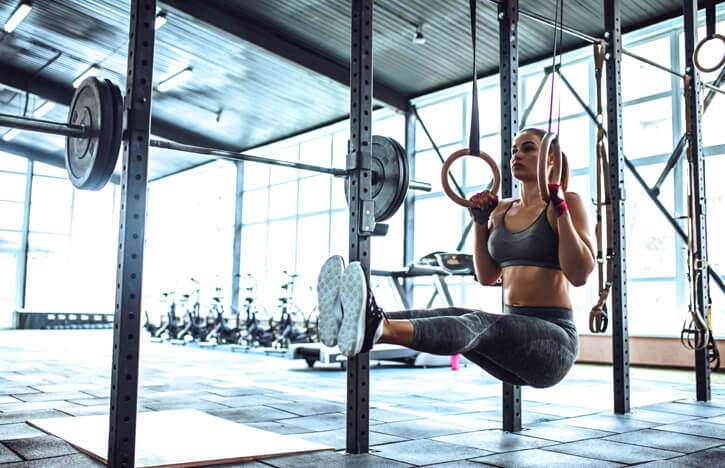5 Reasons to Start Training with Gymnastic Rings