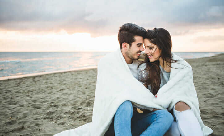 Love Match: The Four Types of Intimacy