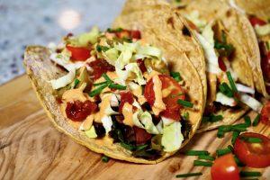 Mushroom Tacos Recipe