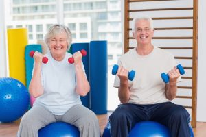 Exercising with Parkinson's Disease: Benchmark Your Progress