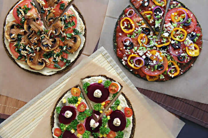 Raw Traditional Pizza Recipe