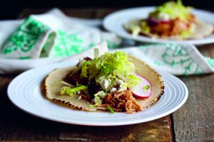 Pork Tinga Slow Cooker Tacos Recipe