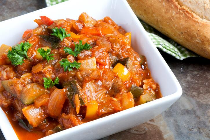 Easy Ratatouille Stew Recipe