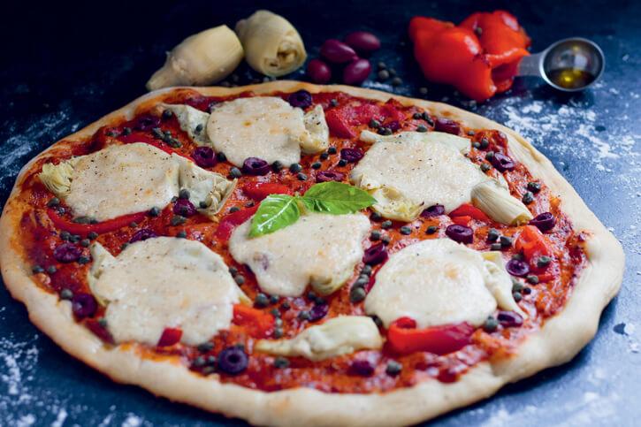 Easy Artisan Sicilian Pizza Recipe