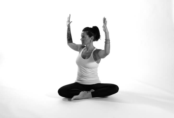 5 Yoga Moves to Help Alleviate Stress