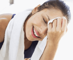 Hydrate Your Skin All Summer with this Rosy Complexion Recipe
