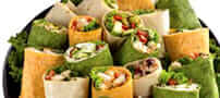Quick Healthy Wrap Recipe