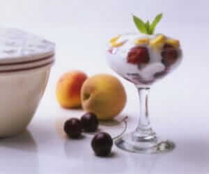 Try this Fruit and Yogurt Treat for Breakfast or Dessert